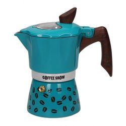 Kawiarka GAT Coffee Show 2 TZ Turkusowy z kategorii zaparzacze i kawiarki