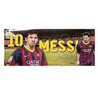 FC Barcelona Tabliczka do pokoju Messi 2675