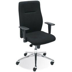 Krzesło obrotowe ORLANDO UP R16H steel28 chrome, Nowy Styl