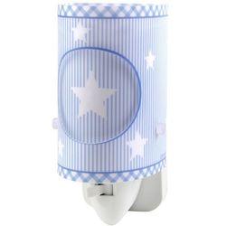 Dalber - lampka sweet dreams blue nightlight led nr. 62015t (8420406802442)