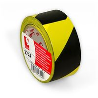 Scapa Taśma ostrzegawcza  2724 - żółto - czarna