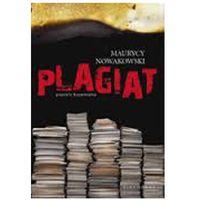 Plagiat Nowakowski Maurycy (9788378354338)