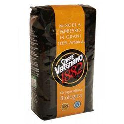 Vergnano Kawa ziarnista Espresso 100% Arabica - Biologica 1 kg (8001800000186)
