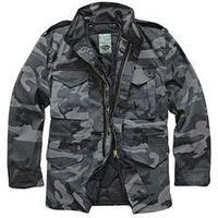 Kurtka mil-tec m65 field jacket dark camo (10315080), Mil-tec / niemcy, M-XL