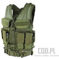 Kamizelka taktyczna Condor Elite Tactical Vest Zielona ETV-001