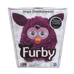 Furby Hot fioletowy (maskotka interaktywna)
