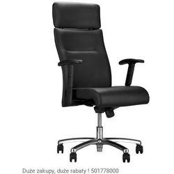Fotel biurowy Neo Lux PL R1B steel04 chrome z mechanizmem Duetto Syncron, 806