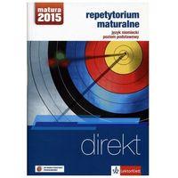 Direkt Repetytorium maturalne + 2CD Język niemiecki Poziom podstawowy, oprawa miękka