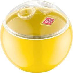 Okrągły pojemnik kuchenny na przyprawy żółty Mini Ball Wesco (223501-19)