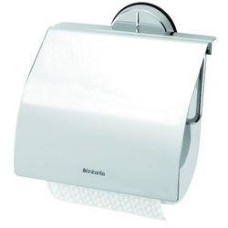 - uchwyt na papier toaletowy - stal polerowana, marki Brabantia