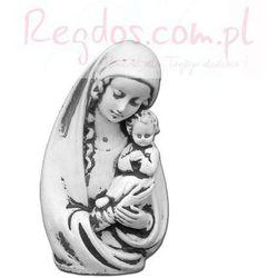 Figura ogrodowa betonowa matka z dzieckiem 26cm