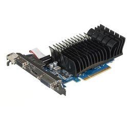 Karta graficzna Asus GeForce GT 710 2GB GDDR3 (64 bit) HDMI, DVI, D-Sub Box (710-2-SL-BRK) Szybka dostawa! Dar