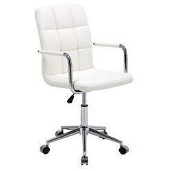 Krzesło obrotowe q-22 biały marki Signal meble