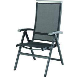 krzesło ogrodowe, składane forios marki Riwall