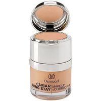 Dermacol Caviar Long Stay Make-Up & Corrector 30ml W Podkład Pale