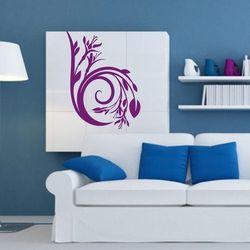 Deco-strefa – dekoracje w dobrym stylu Kwiaty 975 szablon malarski