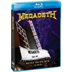 Megadeth - Rust In Peace - Live (0602527474137)
