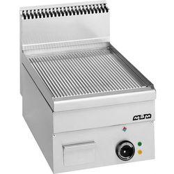 Płyta grillowa stołowa,ryftlowana - gazowa MBM600 - oferta [952dd7a07fe3275e]