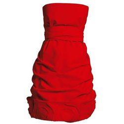 Fartuch Natasza czerwony