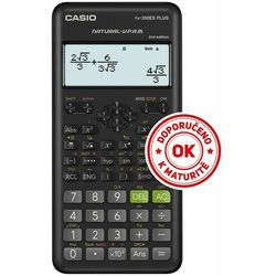 Kalkulator fx-350es plus 2nd edition marki Casio