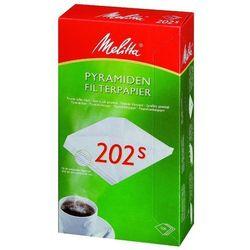 Filtry do kawy MELITTA 202S / 100 szt - sprawdź w wybranym sklepie