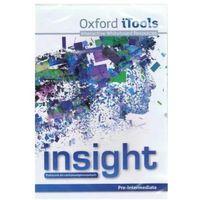 Insight Pre-Intermediate. Oprogramowanie Tablicy Interaktywnej, Jayne Wildman, Fiona Beddall