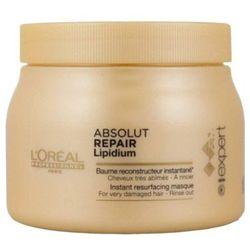 absolut repair lipidium masque maska regenerująca do włosów uwrażliwionych (500 ml) od producenta L'oreal