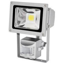 LED Reflektor z czujnikiem ruchu TOMI MCOB/10W - GXLS054 (8592660108070)