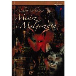 MISTRZ I MAŁGORZATA Michaił Bułhakow, książka w oprawie miękkej