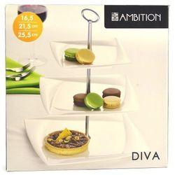 Ambition Patera 3 pozycje ceramiczna diva 94678
