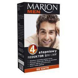 Marion 4 Stopniowy Reduktor Siwizny - Szatyn 109 sprawdź szczegóły w HairDoktor - Zagęszczanie Włosów,Odsiwiacze