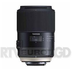 Tamron SP 90mm f/2.8 Di VC USD Macro Nikon - produkt w magazynie - szybka wysyłka! z kategorii Obiektywy foto