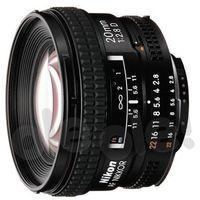 Nikon AF 20 mm f/2,8 D Nikkor - produkt w magazynie - szybka wysyłka! (0018208019137)