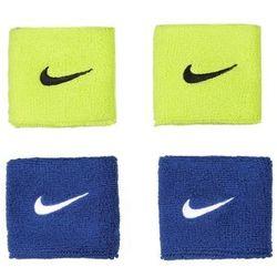 Nike Performance 4 PACK Opaska z froty royal blue/white atomic green/black - sprawdź w wybranym sklepie
