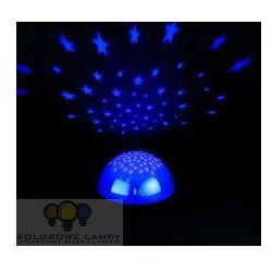 Reality by trio Reality leuchten r53430012 lampka nocna led z projektorem gwiazd (1)