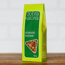 Orzeszki sojowe naturalne 60 g - sprawdź w wybranym sklepie
