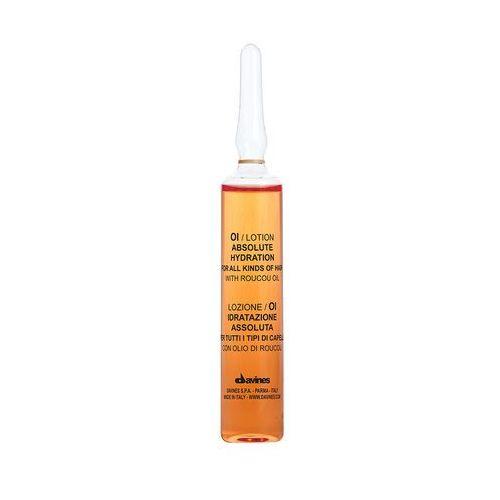 Ol Absolute Hydration - lotion nawilżający do każdego rodzaju włosów 13ml, produkt marki Davines