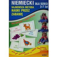 Język niemiecki dla dzieci 3-7, LITERAT