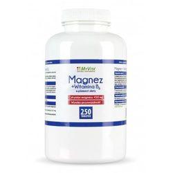 Magnez +witamina B6 MyVita 250 tabl. - sprawdź w wybranym sklepie