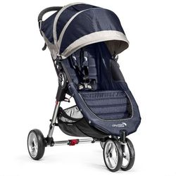 Wózek BABY JOGGER City Mini Single Navy Blue/Gray + DARMOWY TRANSPORT!, kup u jednego z partnerów