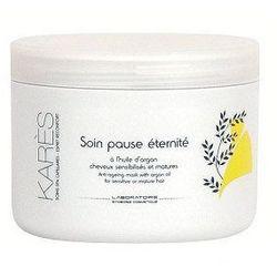 KARES Soin Pause Eternite maska z olejkiem arganowym przeciwstarzeniu się włosów 200 ml - sprawdź w wybranym sklepie