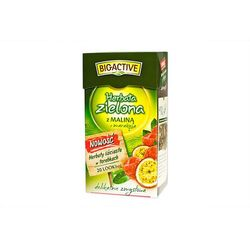 Bio-Active Zielona z owocem Maliny Ex20 - sprawdź w wybranym sklepie