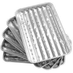 Landmann tacka aluminium do grilla 5 szt. 34/23cm (4000810002504)