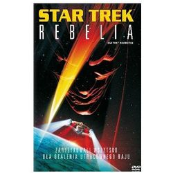 Star Trek 9: Rebelia (DVD) - Jonathan Frakes (film)