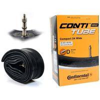Continental Co0181331 dętka  compact 24'' x 2,0'' - 2,4'' wentyl dunlop 40 mm