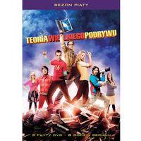 Teoria wielkiego podrywu Sezon 5 (3 DVD) Big Bang Theory