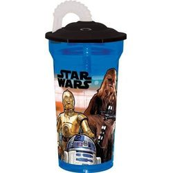 Bidon Star Wars z rurką 350ml (5904134299925)