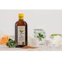 Olej lnianka (rydzowy) zimnotłoczony 250 ml