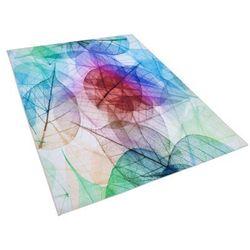 Dywan kolorowy 140 x 200 cm krótkowłosy ANTAKYA