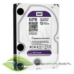 Dysk HDD Western Digital PURPLE 3,5